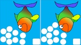 Counting Fish Bubbles