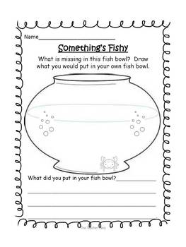 Counting Fish Emergent Reader