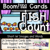 Counting Fish: Quantities to 10 {Boom! Cards}