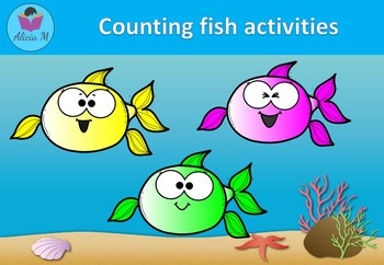 Counting Fish activities
