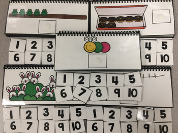 Counting Flipbooks- Quantities to 10