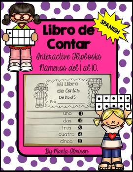 Counting Flipbooks SPANISH
