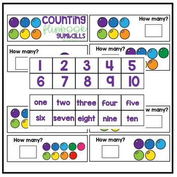 Counting Flipbooks Through the Year