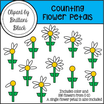 Counting Flower Petals