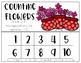 Counting Flowers Interactive Book
