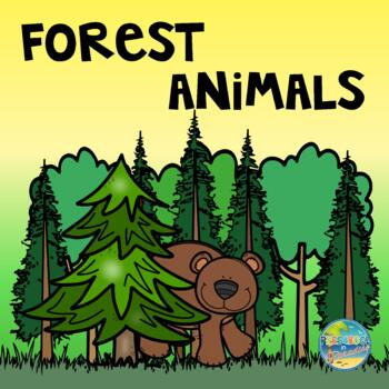 Counting Forest Animals