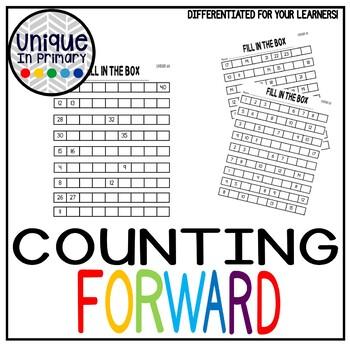 Counting Forward