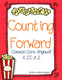 Counting Forward -  A Kindergarten Common Core Aligned Cou