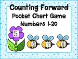 Counting Forward Numbers 1 to 20