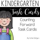Counting Forward Task Cards