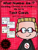 Counting Forward and Backward by 10s and 1s Task Cards
