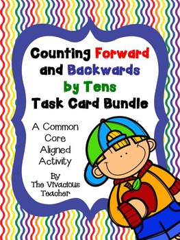 Counting Forward and Backwards by Tens