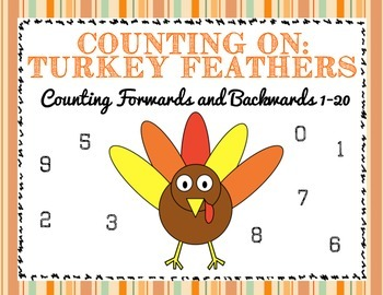 Counting Forward and Backwards on Turkey Feathers 1-20