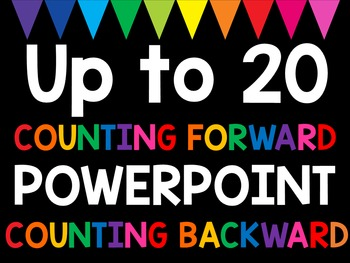 Counting Forward from a Given Number POWERPOINT K.CC.A.2