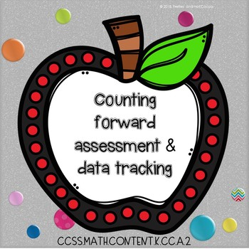 Counting Forward from given number ASSESSMENT
