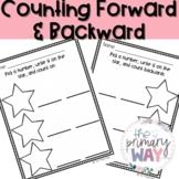 Counting Forwards and Backwards