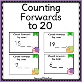 Counting Forwards to 20
