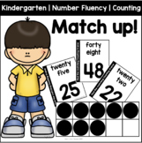 Counting Frames | Numeracy | Task Cards | Kindergarten