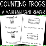 Counting Frogs Emergent Reader