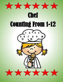 Counting From 1-12 Chef