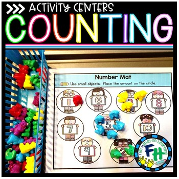 Counting Fun Activity Set