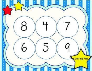 Counting Fun Mats