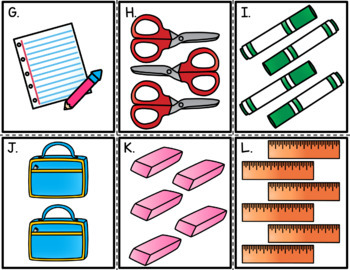 Counting Fun - Number Identification