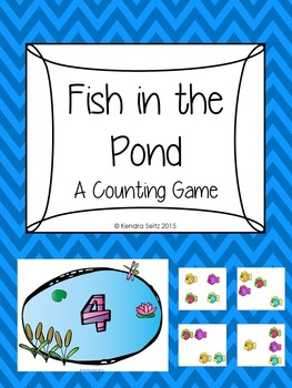 Counting Game- Fish in the Pond