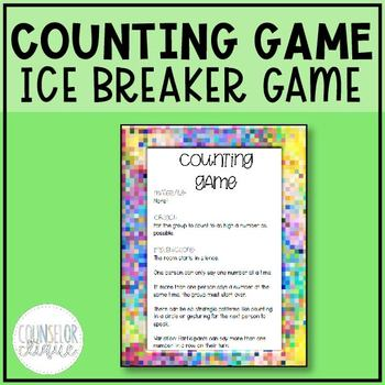 Counting Game Ice Breaker
