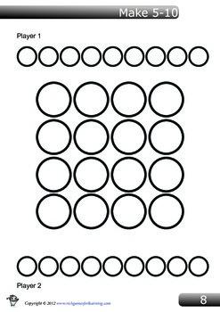 Counting Game - Make 5-10