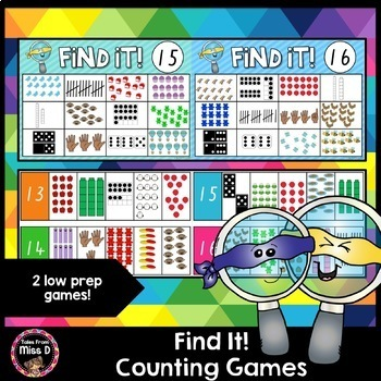 Counting Games