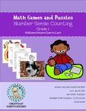 Counting Games and Puzzles