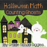Halloween Math - Counting Ghosts