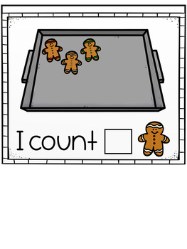 Counting Gingerbread Men