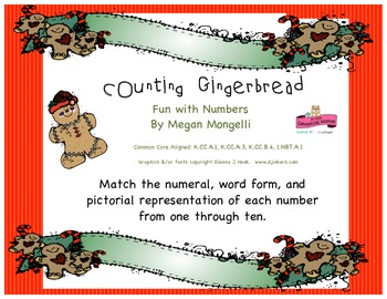Counting Gingerbread