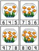 Counting Goldfish Clip Cards and Reader 1-10