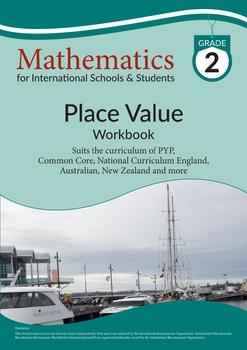 Grade 2 Math Tens & Ones Workbook from BeeOne Books