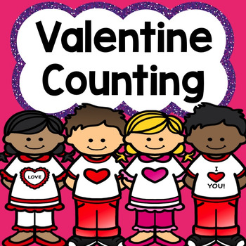 Valentine Counting 1-20