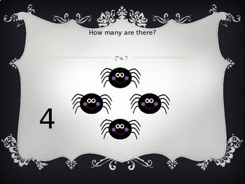 Counting Halloween PowerPoint