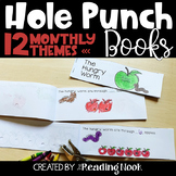 Counting Hole Punch Books