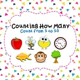 The Counting How Many Game