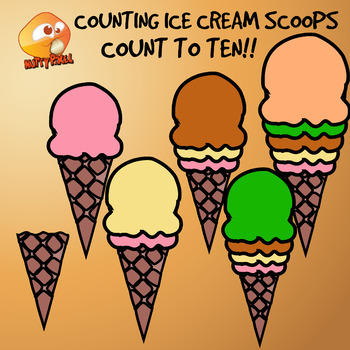 Counting Ice Cream Scoops
