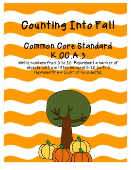 Counting Into Fall