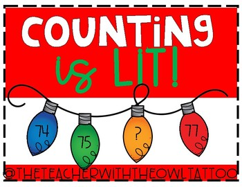 Counting Is Lit