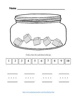 Counting Jar