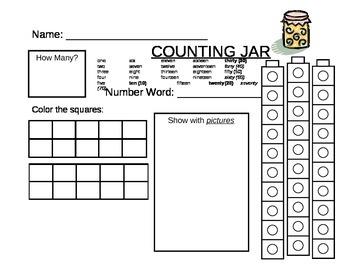 Counting Jar-30