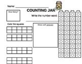 Counting Jar-40