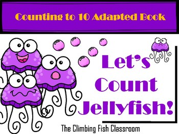 Counting Jellyfish Adapted Book