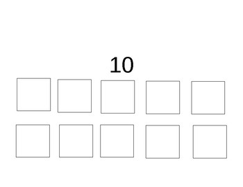 Counting Jig 1-20
