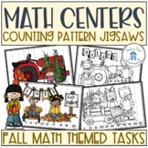 Counting Jigsaw Fall Theme